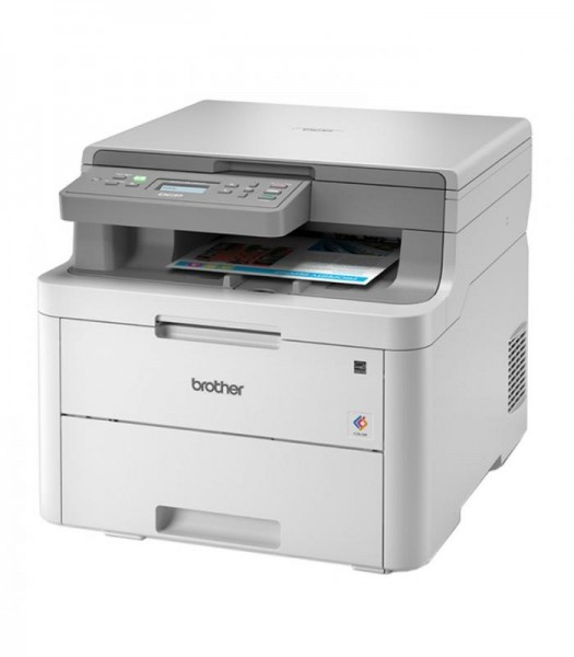 Multifunktionsdrucker Brother DCP-L3510CDW WIFI 512 MB