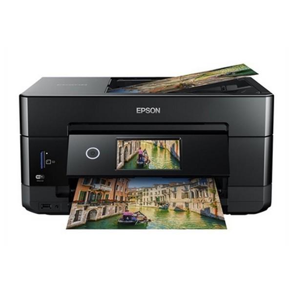 Multifunktionsdrucker Epson Expression Premium XP-7100 32 PPM WIFI Schwarz