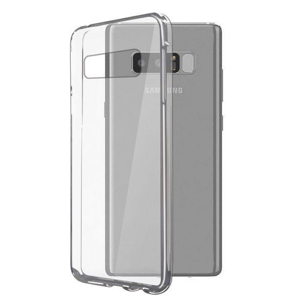 Handyhülle Samsung Galaxy Note 8 Flex TPU Durchsichtig