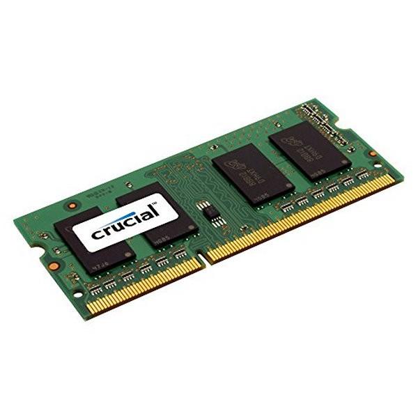 RAM Speicher Crucial CT51264BF160BJ 4 GB DDR3 PC3-12800