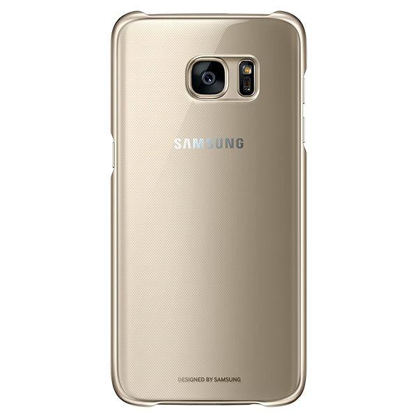 Handyhülle Samsung EF-QG935C 5.5 Golden