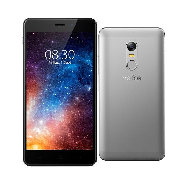 "Smartphone TP-Link NEFFOS X1 5"" Octa Core 16 GB 2 GB RAM Grau"