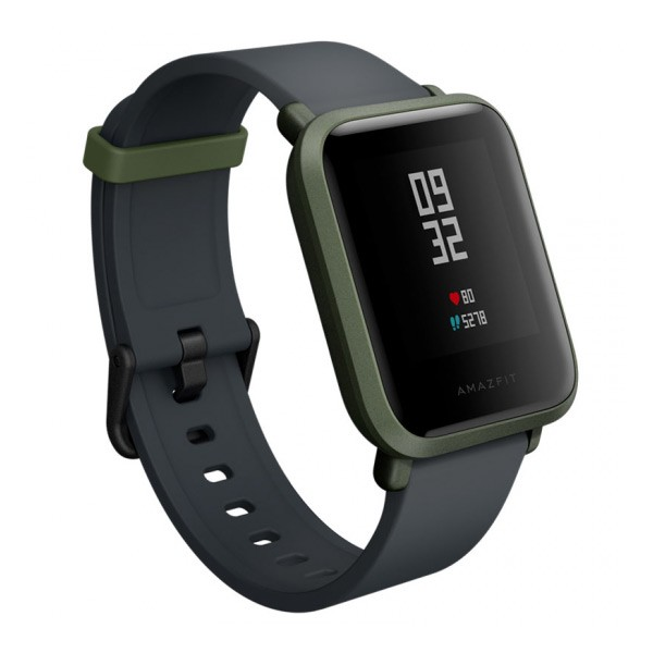 "Smartwatch Amazfit A1608G 1,28"" Dual Core WIFI Bluetooth Grün"