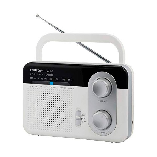 Tragbares Radio BRIGMTON BT-250-B