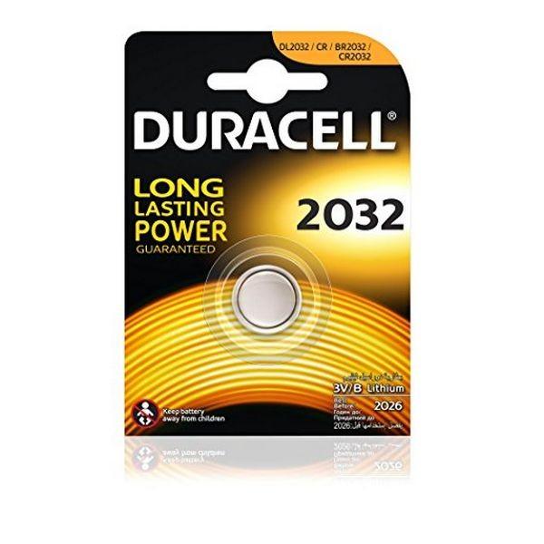 Lithium-Knopfzelle DURACELL DRB2032 CR2032 3V