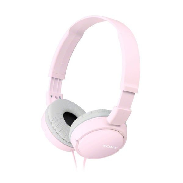 Kopfhörer Sony MDR ZX110 Rosa Stirnband