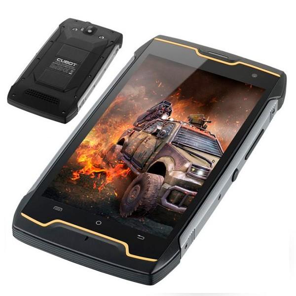 "Smartphone Cubot King Kong 5"" Quad Core 16 GB 2 GB RAM Schwarz"