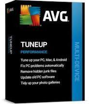 AVG PC TuneUp 3 PC / 12 Monate