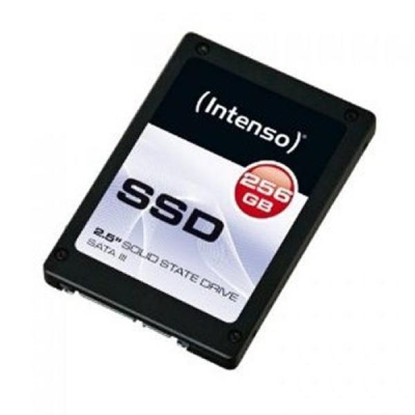 "Festplatte INTENSO 3812440 SSD 256 GB 2.5"" SATA3"