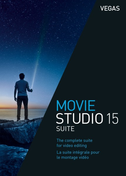 VEGAS Movie Studio 15 Pro