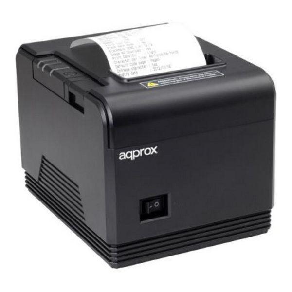 Ticket-Drucker approx! appPOS80AM3 USB/Ethernet Schwarz