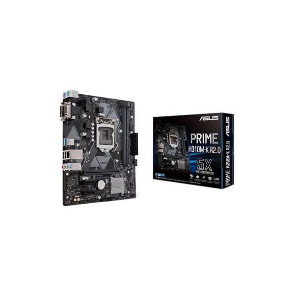 Motherboard Asus H310M-K mATX DDR4 LGA1151