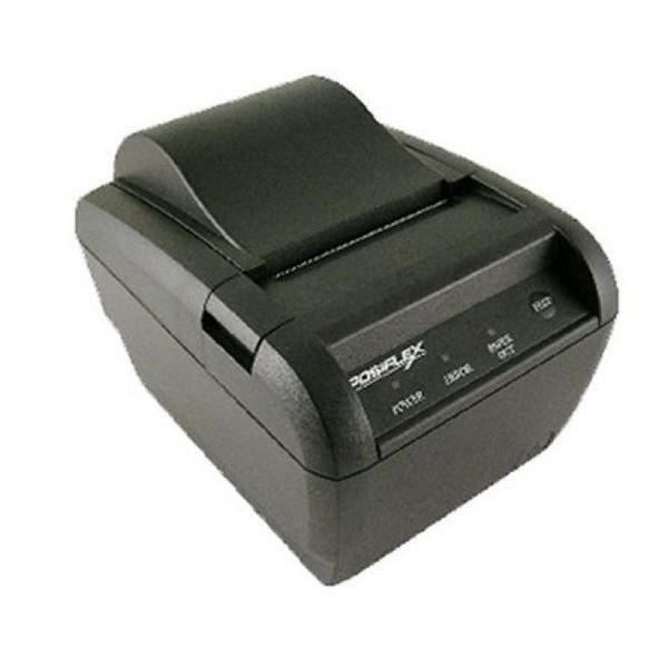Thermodrucker POSIFLEX PP690U601EE USB Schwarz