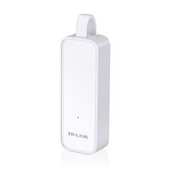 Netzadapter TP-Link UE300 LAN 10/100/1000 Weiß