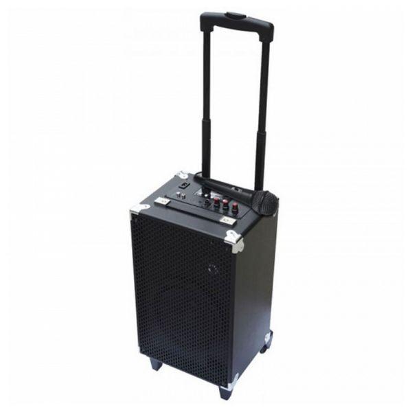 Tragbare Lautsprecher APPROX APPRAVE 30W Schwarz