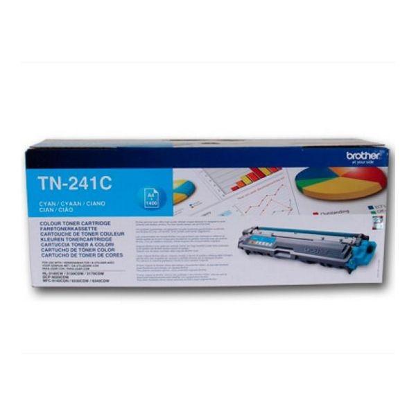 Original Toner Brother TN241C Türkis
