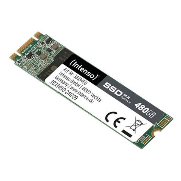 "Festplatte INTENSO 3833450 480 GB SSD 2.5"" SATA III"