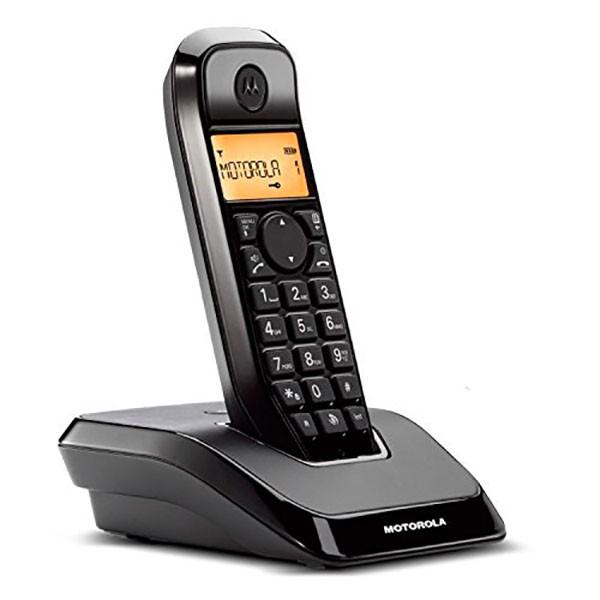 Kabelloses Telefon Motorola S1201