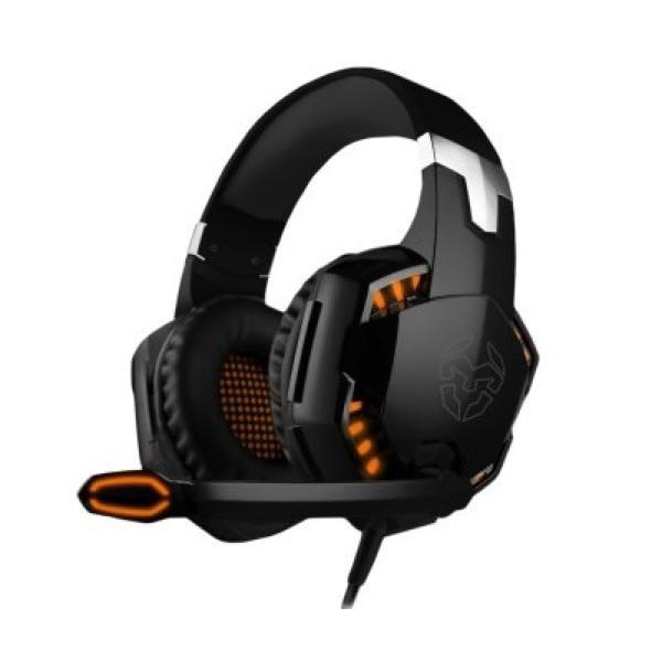 Gaming-Kopfhörer mit Mikrofon NOX NXKROMKYS Windows XP / Vista / 7 / 8 PS4