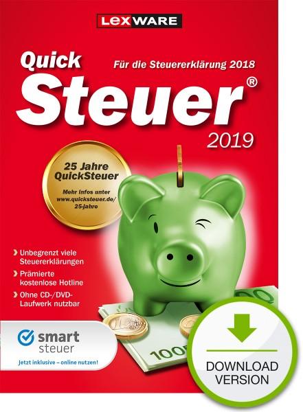 Quicksteuer 2019 (1Y)