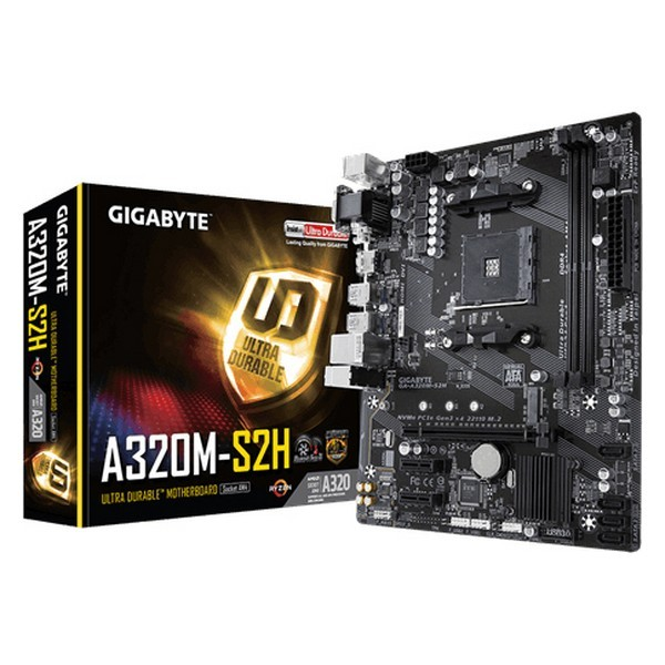 Motherboard Gigabyte IPBPA40042 mATX AMD A320