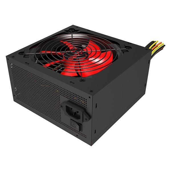 Spielnetzteil Tacens MPII550 MPII550 550W Schwarz Rot