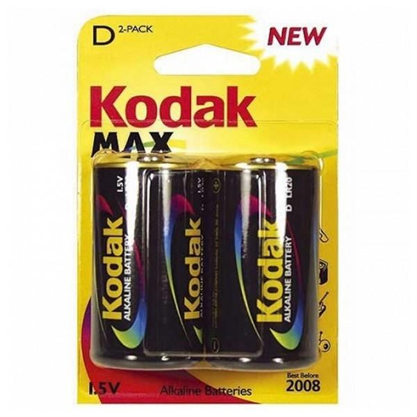 Alkline-Batterie Kodak LR20 1,5 V (2 pcs)