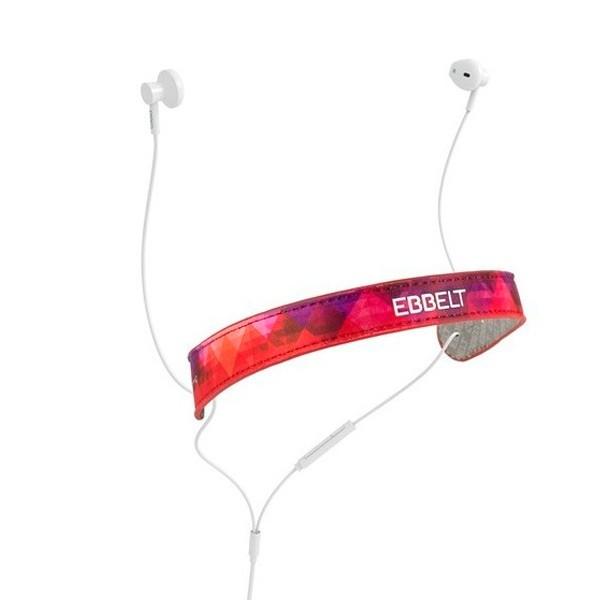 In-Ear-Kopfhörer Ebbelt URBAN 31325 Rot