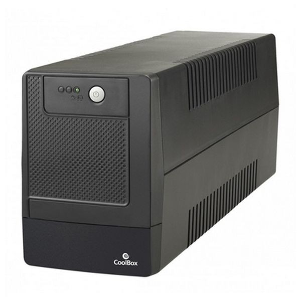Offline UPS CoolBox COO-SAIGDN-1K 600W Schwarz