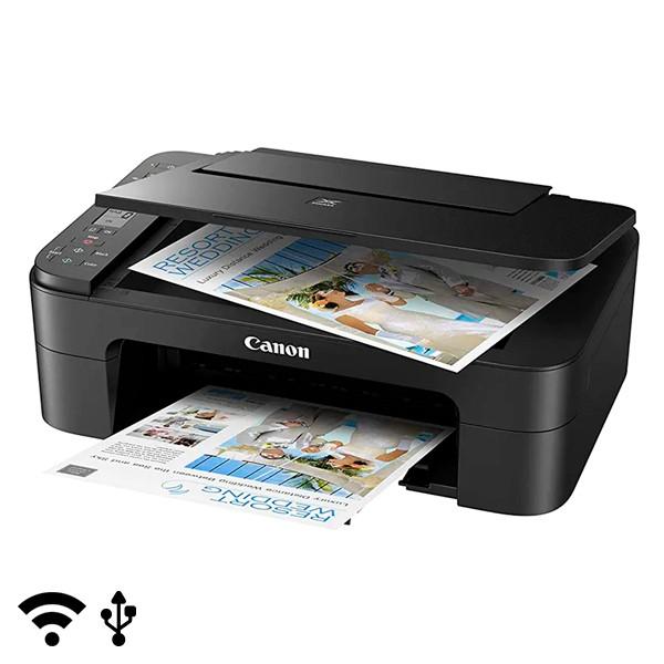 Multifunktionsdrucker Canon Pixma TS3350 7,7 ipm WiFi Schwarz