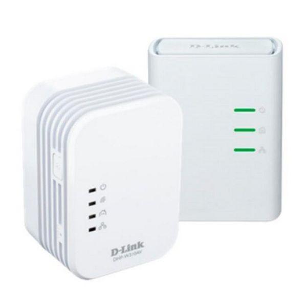PLC-WLAN-Adapter D-Link DHP-W311AV 300 Mbps Weiß