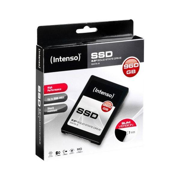 "Festplatte INTENSO 3813460 2,5"" 960 GB SSD SATA III"