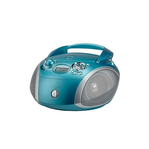 Radio mit CD-Laufwerk Grundig RCD1445USB Türkis