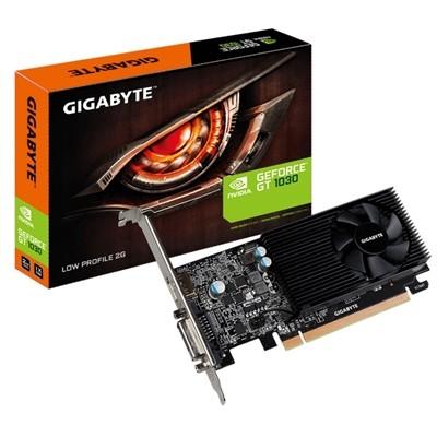 Grafikkarte Gigabyte ITGPE50507 VGA NVIDIA GeForce GT 1030 LP 2 GB DDR5