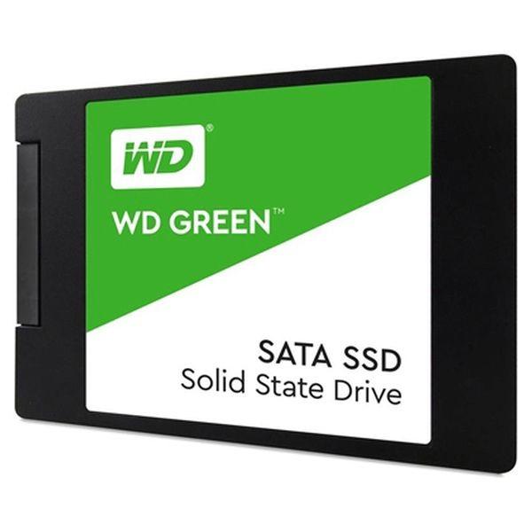 Festplatte Western Digital WDS120G2G0A 120 GB SSD SATA III