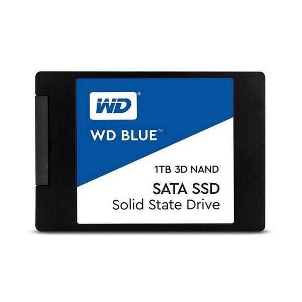 Festplatte Western Digital WDS100T2B0A 1 TB SSD SATA 3