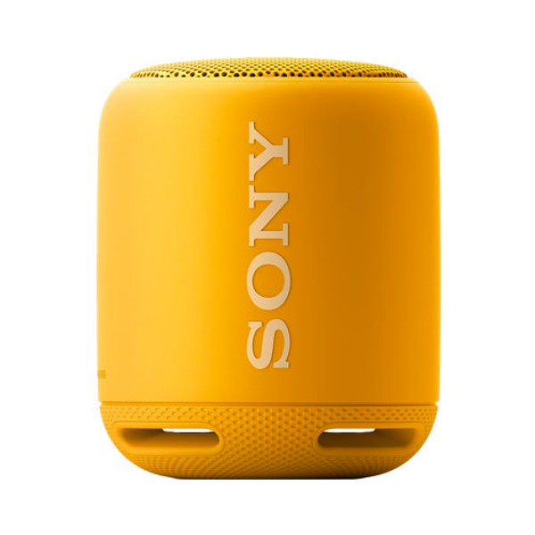 Tragbare Bluetooth-Lautsprecher Sony SRSXB10Y USB Gelb