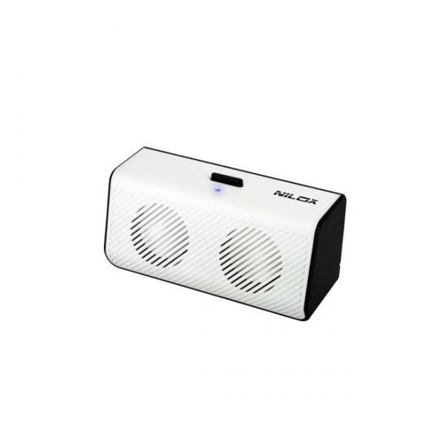 Laptop-Lautsprecher Nilox 10NXPSJ3C3002 USB Weiß