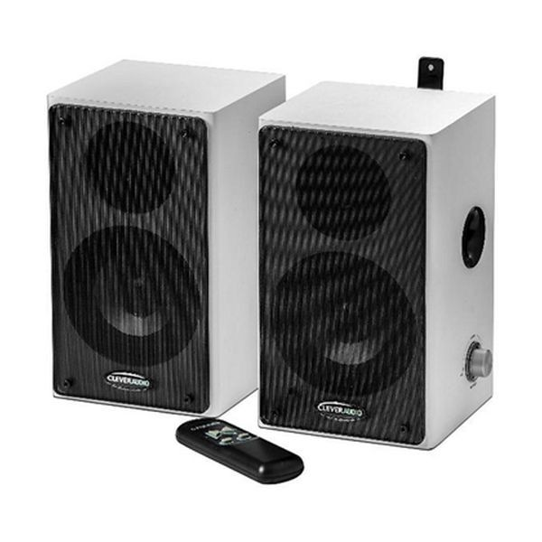 Lautsprecher Traulux TS1050037 40W Weiß Schwarz