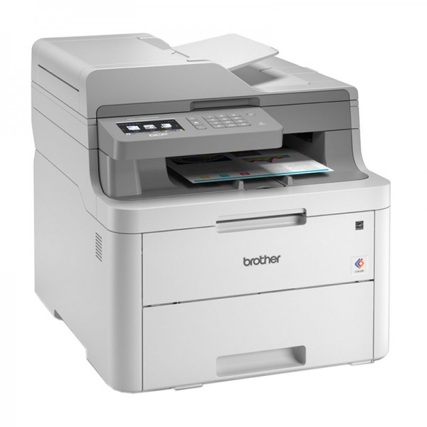 Multifunktionsdrucker Brother DCP-L3550CDW WIFI 512 MB