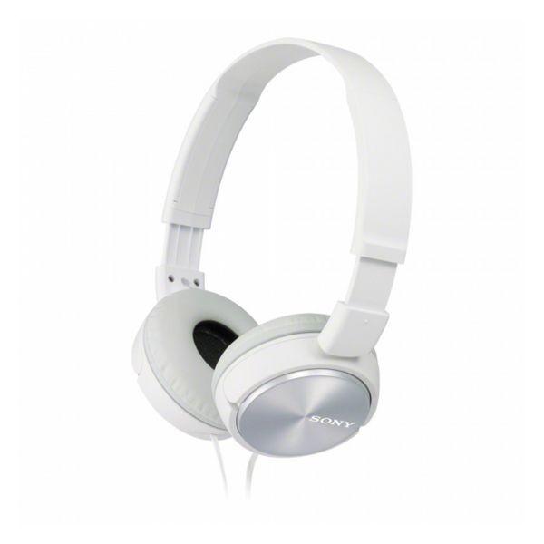 Diadem-Kopfhörer Sony MDRZX310APW 98 dB Weiß