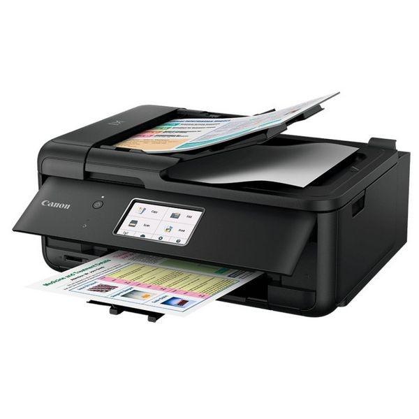 Multifunktionsdrucker Canon FEMMIY0188 2233C009 Pixma TR8550 WIFI Fax schwarz