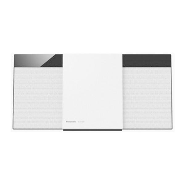 Micro-Hi-Fi-System Panasonic SCHC300EGW HiFi Bluetooth 20W Weiß