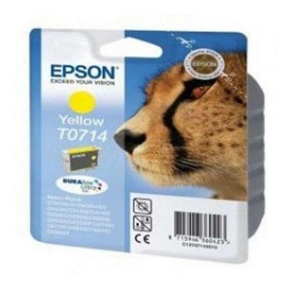 Original Tintenpatrone Epson C13T071440 Gelb