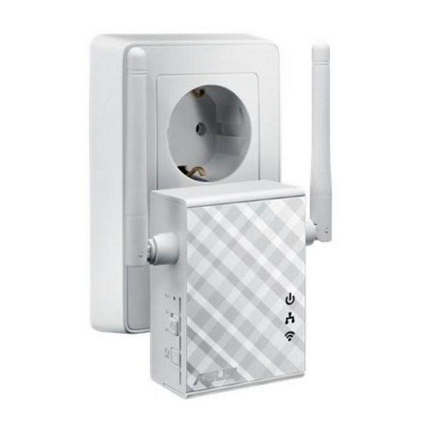Schnittstellen-Repeater Asus 90IG01X0-BO210 N300 10 / 100 Mbps 2 x 2 dBi