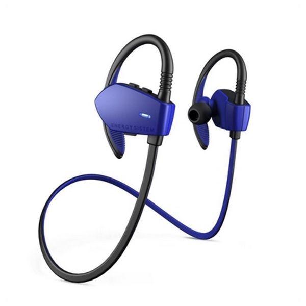 Sport-Headset mit Mikrofon Energy Sistem Sport 1 Bluetooth Blau