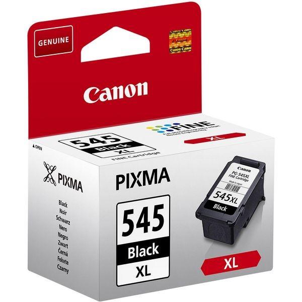 Original Tintenpatrone Canon PG-545 XL IP2850/MG2550 Schwarz
