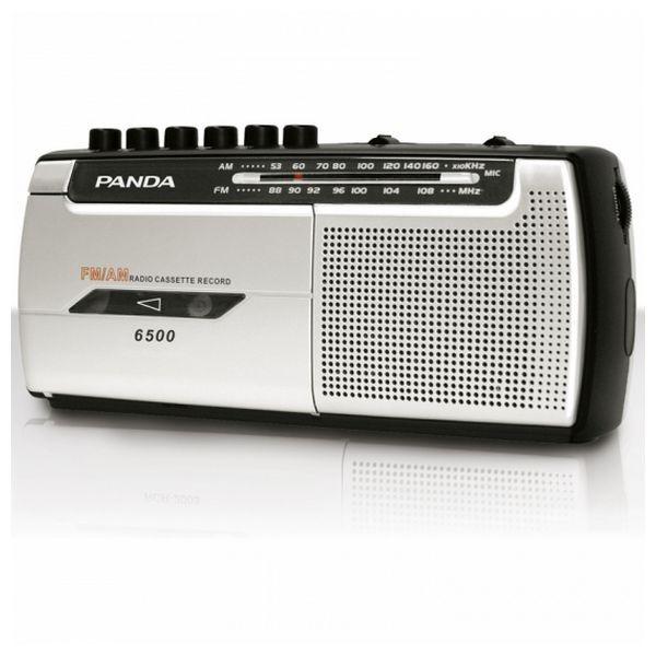 Audio-Kassette Daewoo DRP-107 Silberfarben