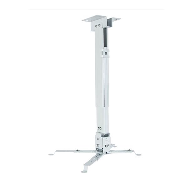 Verstellbare Deckenhalterung für Projektoren iggual STP01-S IGG314692 -22,5 - 22,5° -15 - 15° Eisen