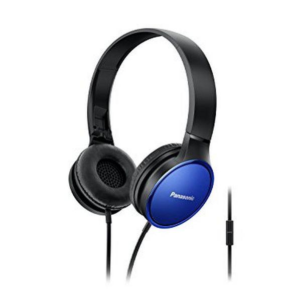 Kopfhörer mit Mikrofon Panasonic RP-HF300ME Stirnband
